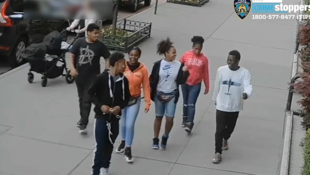 [NY] Smiling Teens Allegedly Attack Off-Duty NYC Firefighter