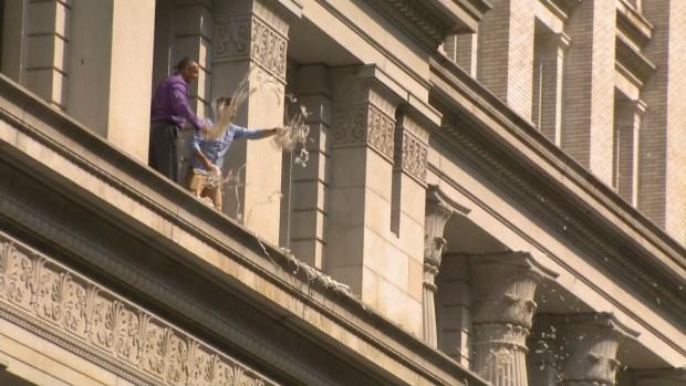 Confetti Rains, Paper Flies as NYC Fetes 2019 Women's Champs