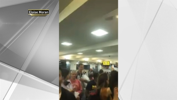 [NY] Irate Passengers Blast Delta After Plane Sits on JFK Tarmac Overnight Due to Weather Delay