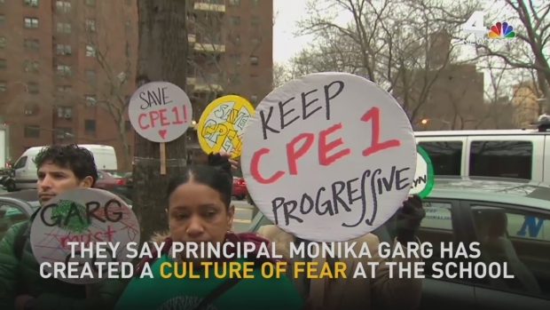 [NY] Parents Occupy NYC School in Protest of 'Worst Principal in the City'