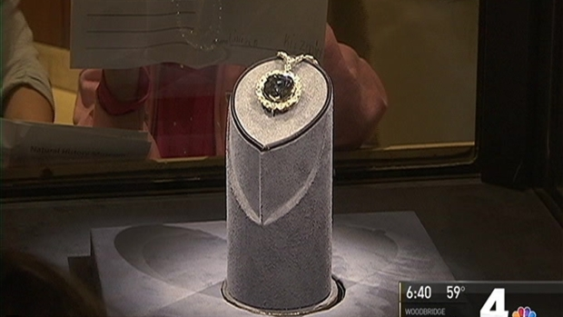 [DC] Smithsonian Unveils Largest Diamond Mined in North America