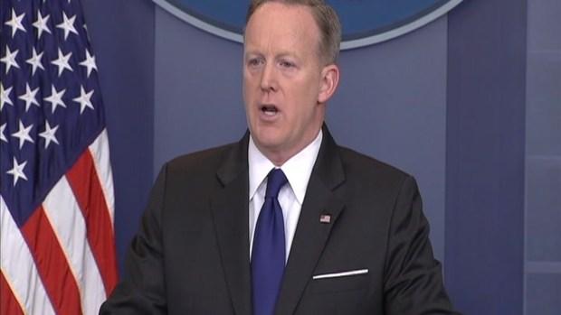 [NATL-DC] Sean Spicer Addresses Rockville High Rape