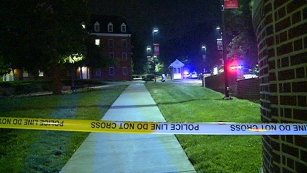 University student fatally stabbed in Maryland