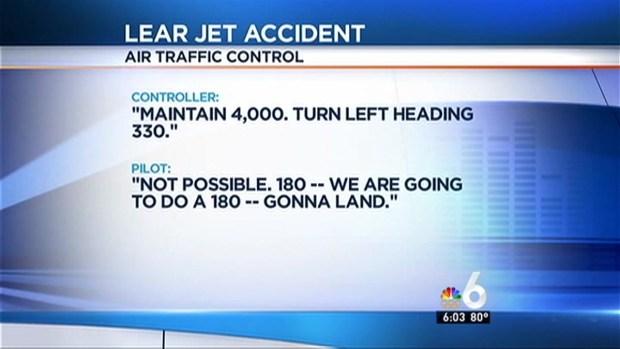 [MI] NTSB Investigating Small Plane Crash