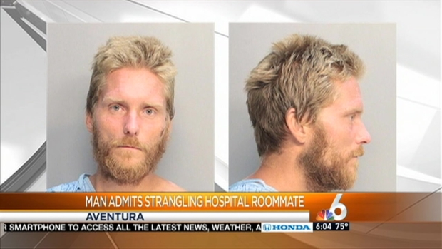 [MI] Man Strangled Fellow Patient at Aventura Hospital: Police
