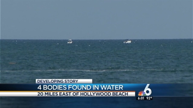 [MI] Coast Guard Finds 4 Bodies in Water Off Hollywood Beach