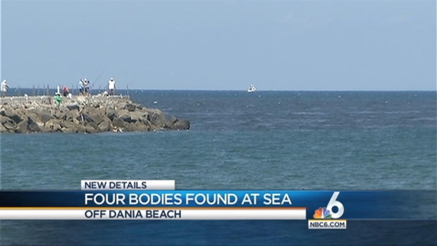 [MI] 4 Bodies Found in Water Off Hollywood Beach