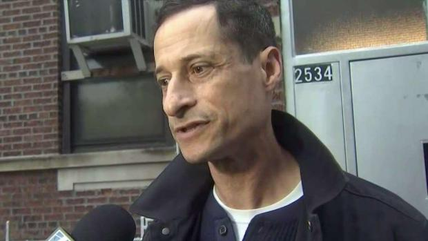 [NY] Weiner Released From Halfway House