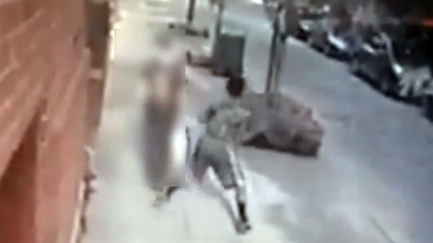 [NY] Surveillance Video: 72-Year-Old Punched in West Village