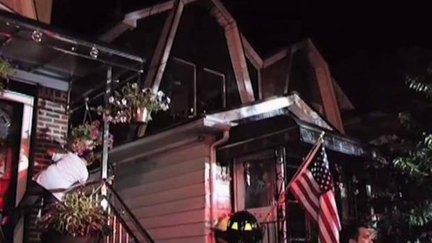 [NY] Woman Dies After Fire Rips Through NYC Home