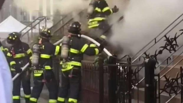 [NY] Woman Killed in Bed-Stuy Brownstone Fire: NYPD