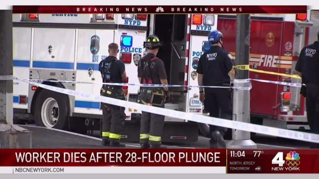 [NY] Worker Dies in Plunge at Luxury Condo Tower in FiDi