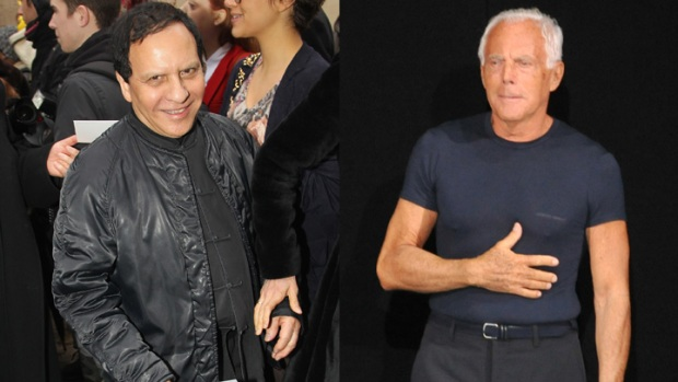 Designers Speak Their Minds: Armani Disses Prada, Alaia Disses Lagerfeld and Wintour