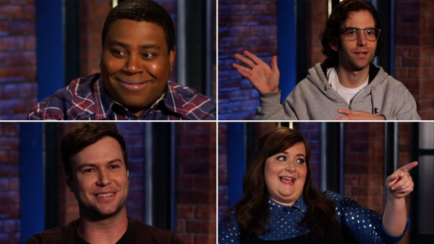 """[NATL] WATCH: Current Cast Members Reflect on """"SNL"""""""