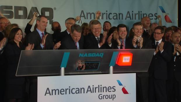 [DFW] AMR Now AAG, Rings Opening Bell