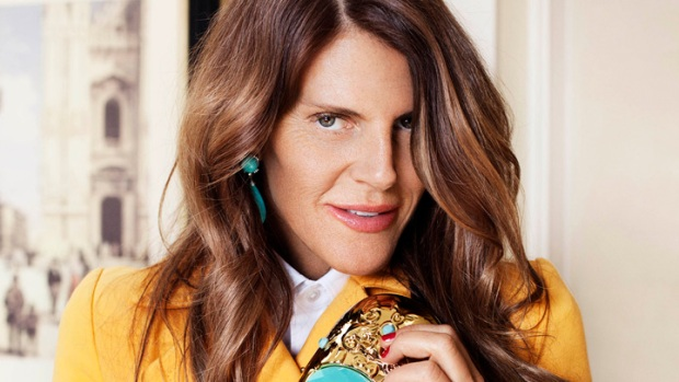 Anna Dello Russo to Create Over-the-Top Accessories for H&M
