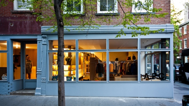 Now Open: APC's New West Village Store