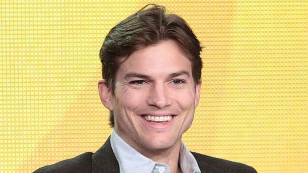 Ashton Kutcher Talks New Look and Messy Twitter Gaffe