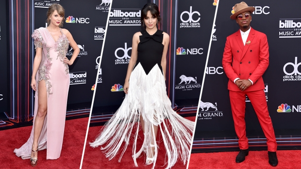 [NATL] Best of the 2018 Billboard Music Awards Red Carpet