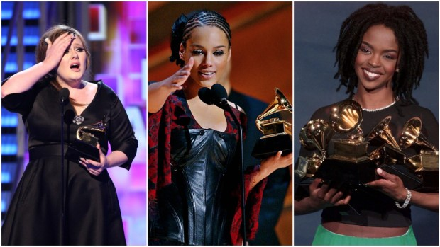 [NATL] The Hits and Misses: 20 Years of Best New Artist Grammy Winners