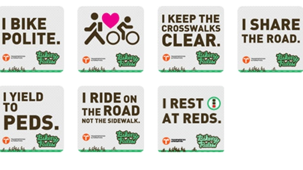 Show Off Your Cycling Style With Bike Badge