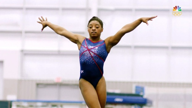 [NATL] Simone Biles' Career Soars to Record-Breaking Heights
