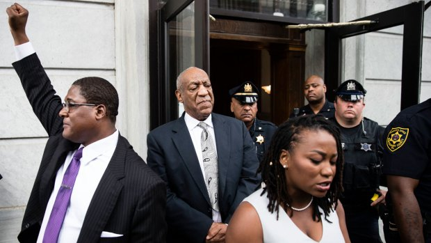 [NATL-PHI] Cosby Sexual Assault Trial Ends in Mistrial