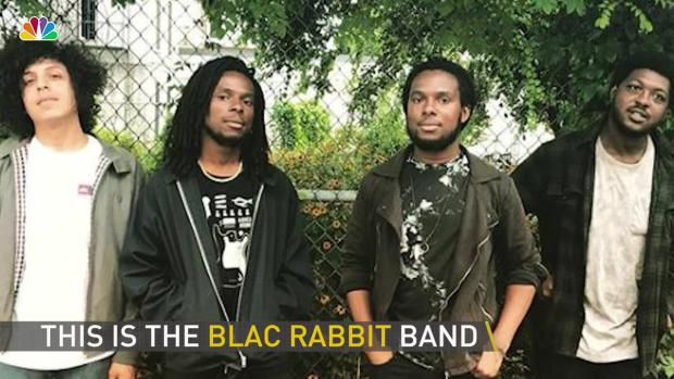 Introducing Brooklyn Band Blac Rabbit