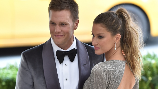 [NATL] Gisele Bundchen: Brady Played With a Concussion Last Year