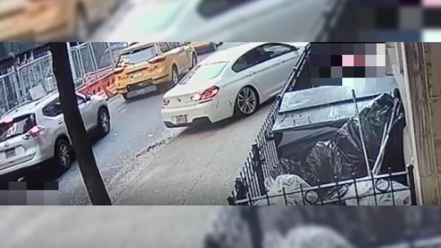 [NY] Driver Runs Down Father, Son in Targeted Attack: Police