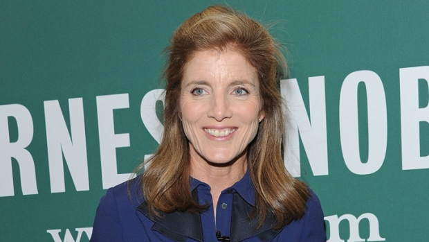 Caroline Kennedy: Poetry Makes A Comeback