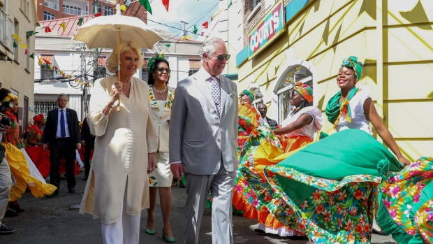 [NATL] Royal Family Photos: Prince Charles & Camilla on Caribbean Tour