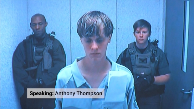 Dylann Roof Found Guilty On All Counts In Charleston
