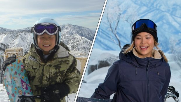 [NATL-NBCO-GalleryFeed] Chloe Kim's Adorable Childhood Photos