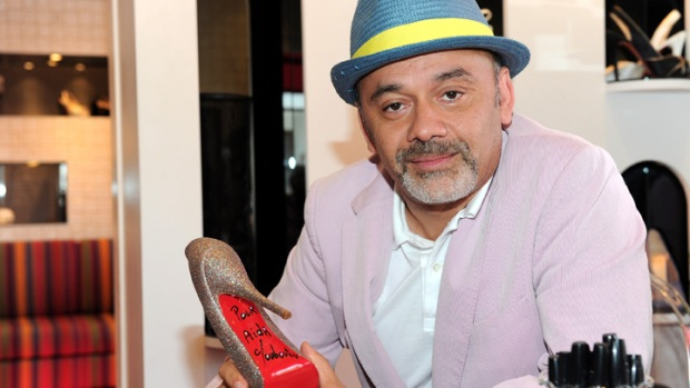 Christian Louboutin Speaks Out on Decision to Sue YSL