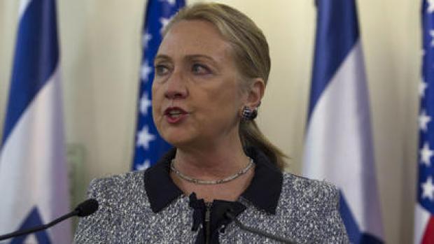 [NY] Hillary Clinton Hospitalized with Blood Clot