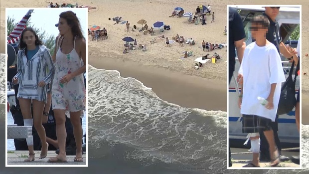 [NY] Girl, Boy Hurt in Suspected Shark Attacks off Fire Island