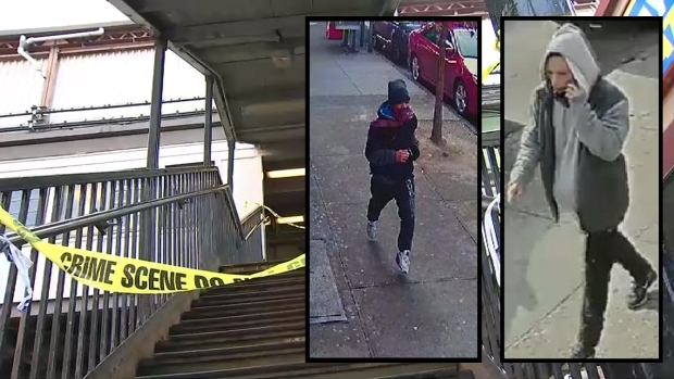 [NY] New Images of Subway Station Shooting Suspects Emerge