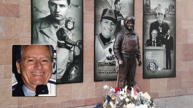 [DGO] Fans Pay Tribute to Jerry Coleman