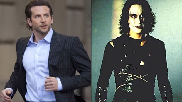 "Bradley Cooper Checking Out ""The Crow"" Remake"