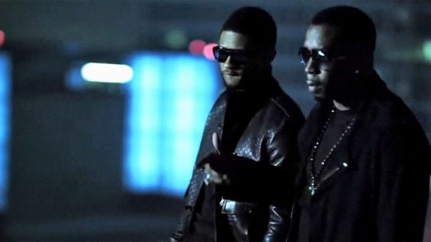 "New Video: Diddy, Usher on ""Looking for Love"""