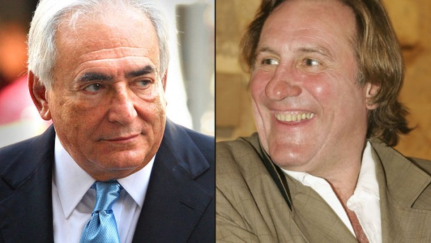 Gérard Depardieu Considered for Dominique Strauss-Kahn Role in Abel Ferrara Film