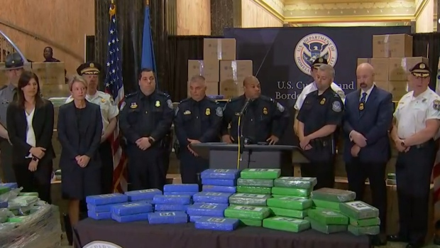 [NATL] US Attorney Lays Out Next Steps After Billion-Dollar Cocaine Bust