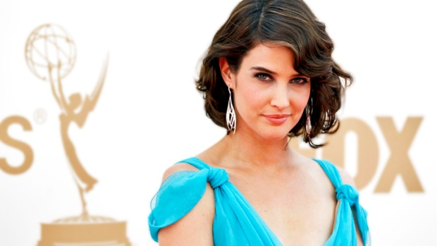 """How I Met Your Mother"" Star Cobie Smulders Meets Her New Apartment"