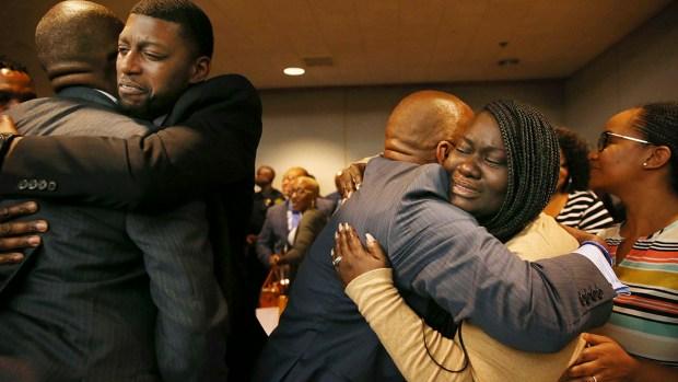 [NATL DFW] Family of Jordan Edwards Speaks Out After Verdict
