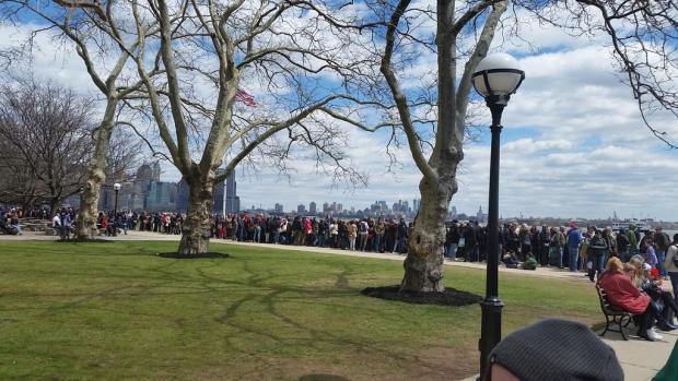 Statue of Liberty Evacuated After Report of Suspicious Package