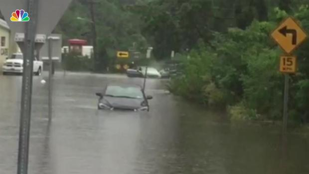 Dramatic Video Shows Floods, Chaos After Friday Storm