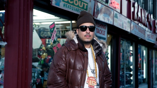 Bronx Rapper French Montana Drops New Single