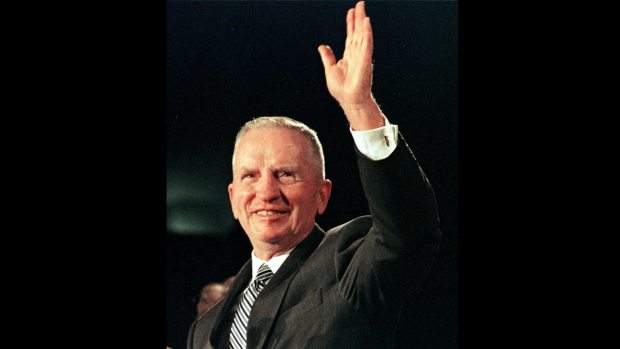 Watch: The Life and Legacy of H. Ross Perot