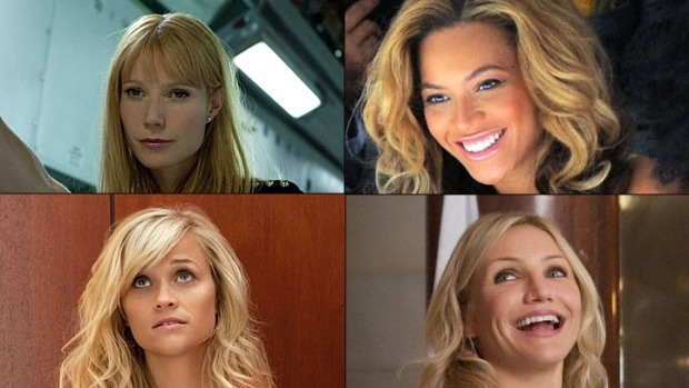 "Gwyneth Paltrow, Reese Witherspoon, Cameron Diaz and Beyonce Are ""One-Hit Wonders"""